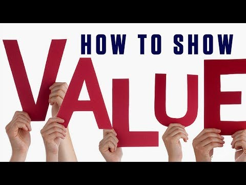 HOW TO SHOW VALUE TO YOUR CLIENTS SO THEY DON'T LEAVE | SwenkToday #82