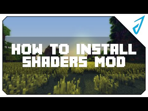 ► MINECRAFT: HOW TO INSTALL SHADERS FOR 1.10.2 ◄