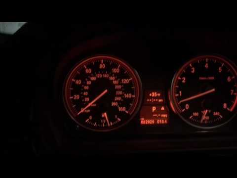How To Check BMW 328i Oil