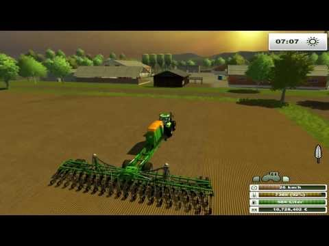 Seeding - Farming Simulator 2013