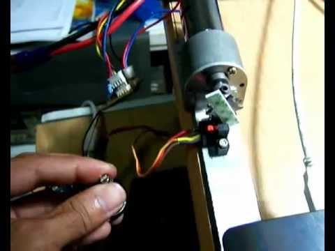 วิธีการควบคุม DC motor speed control using PID controler