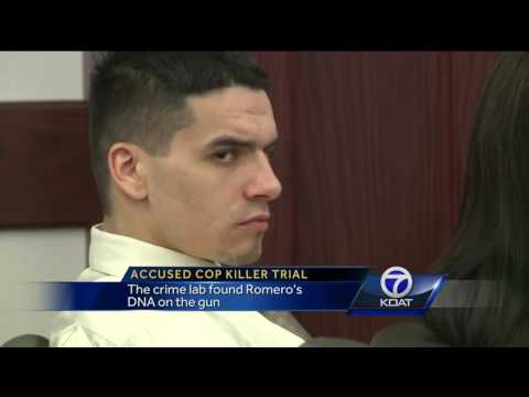 Forensic scientists testify in court for Andrew Romero trial