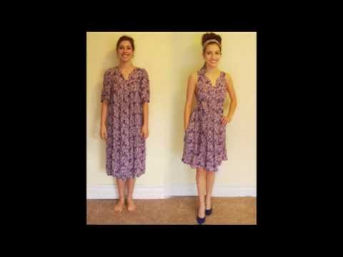 Chic on the Cheap: Dress Make-over