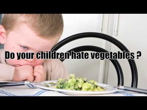 How to get your children eating their vegetables - The Root Troops