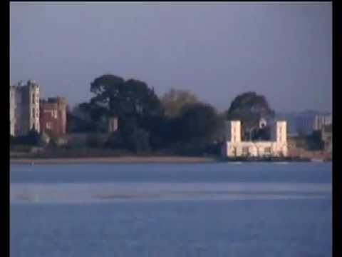 Brownsea Island and Castle ,Poole Harbour England 2012