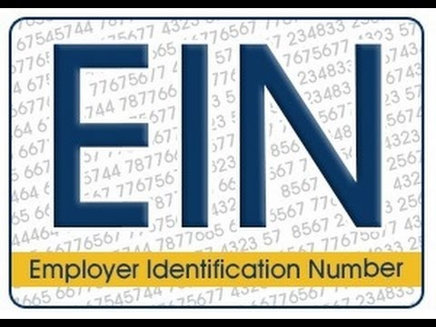 Why You Need an EIN -- Small Business Tax Tip