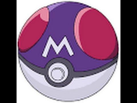 Pokemon Brick Bronze how to get Masterball