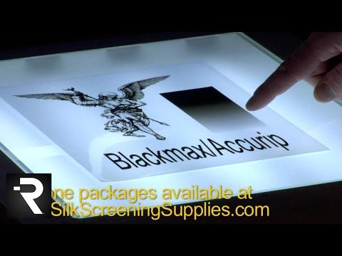 Printing Halftones with Yudu Machine, T-shirt printing w/ Yudu