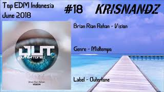 Top EDM Indonesia June 2018