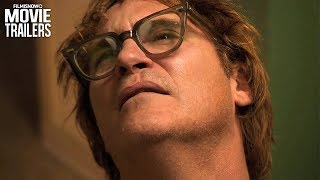 Don't Worry, He Won't Get Far On Foot | First Trailer for Gus Van Sant comedy