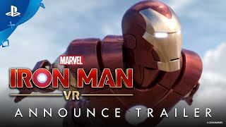 Download Marvel's Iron Man VR Arrives 2019 on PlayStation VR! | Official Announce Trailer Video