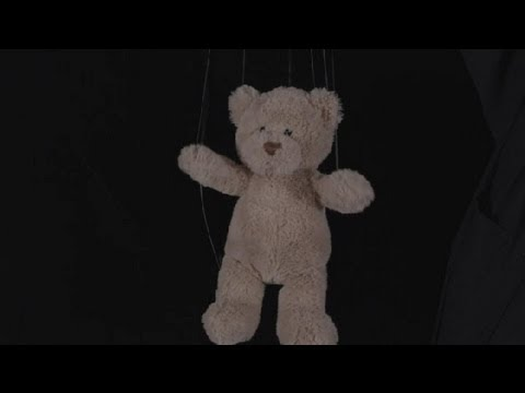 How to Make a Marionette Puppet Out of Stuffed Animals : Making Puppets