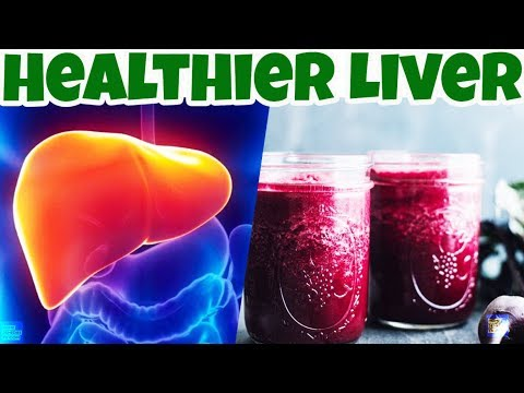 Liver DETOX With These 3 SUPERFOODS Juice LIVER Tonic - Get HEALTHY LIVER By Drink These Juice NOW