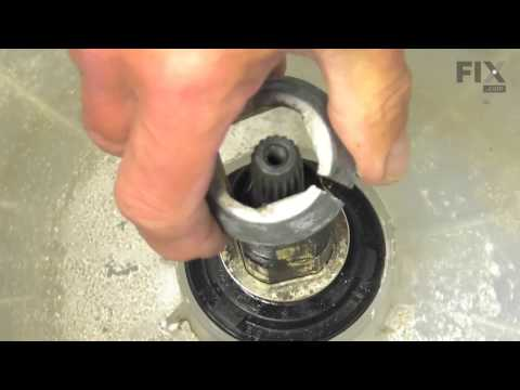 GE Washer Repair – How to replace the Transmission