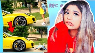 People Caught FAKING Accidents!