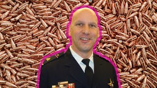 why one cop carries 145 rounds