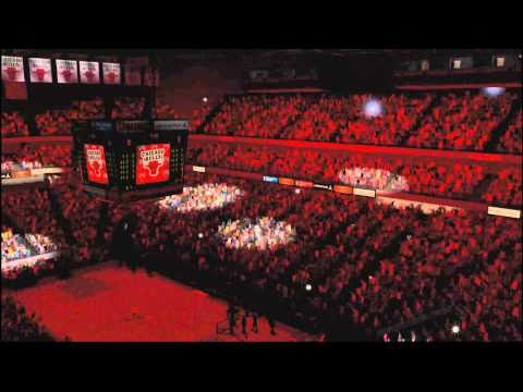 NBA 2K11 - Michael Jordan Beginning Intro