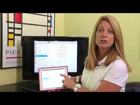 How to Clear a Used iPad : Kindle & iPad