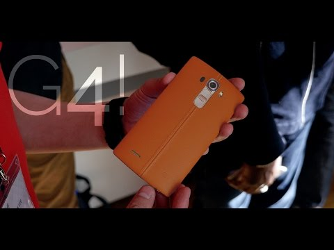 The LG G4: My Next Phone