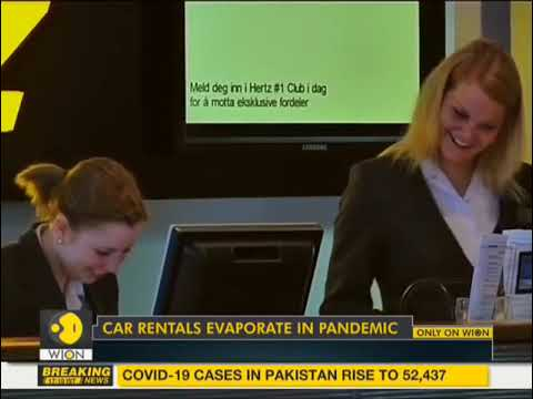 Cab hailing industry is another victim of COVID 19 lockdown, Hertz files for bankruptcy protection