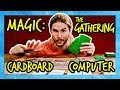 I Built a COMPUTER in Magic: The Gathering