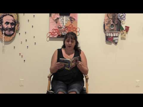 Banned Books   Jonie Odegaard reads