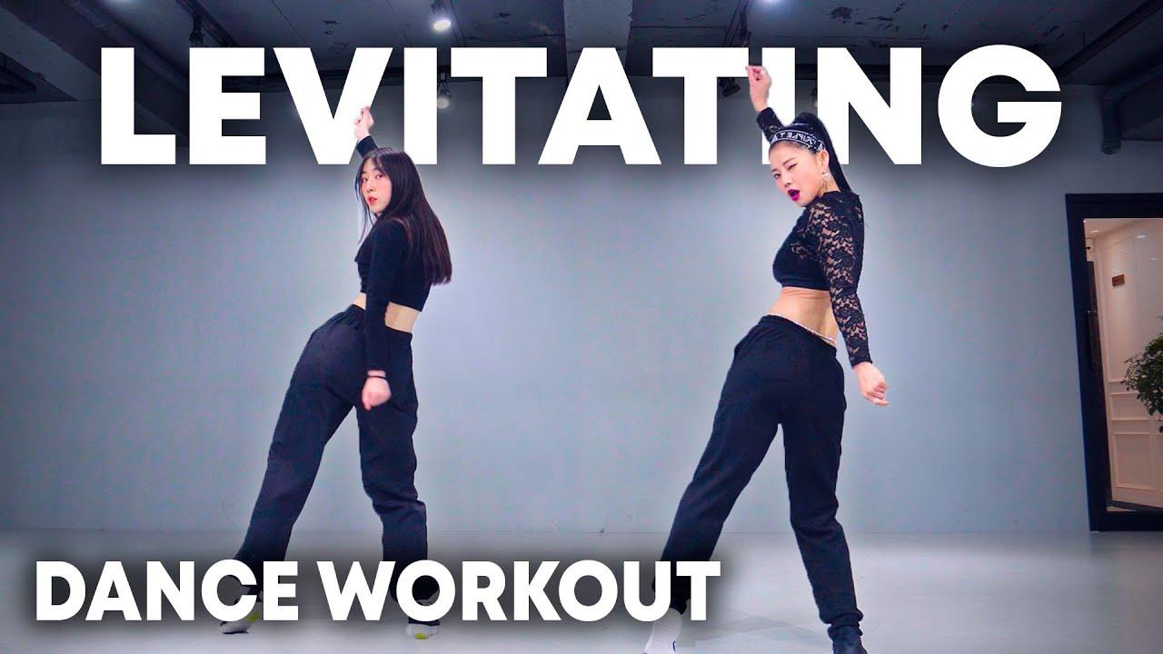 [Dance Workout] Dua Lipa - Levitating (ft. DaBaby) | MYLEE Cardio Dance Workout, Dance Fitness