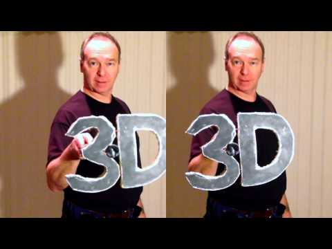DIY 3D Movie - How to Make a DIY 3D Camera