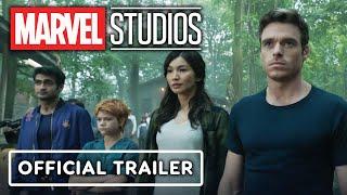 Marvel Studios - Official MCU Phase 4 Trailer (Eternals, Black Panther Wakanda Forever, \u0026 More)