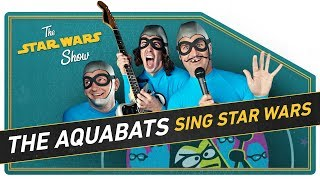 The Aquabats Sing Star Wars Songs, New Solo Novelization Excerpts, and More!