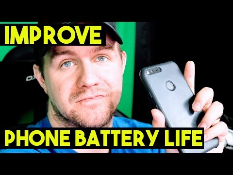 How to Increase Phone Battery Life Expectancy - Reduce Battery Cycles on any device - Android/iPhone