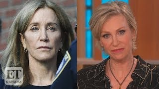 Jane Lynch Defends Felicity Huffman On 'The Talk'