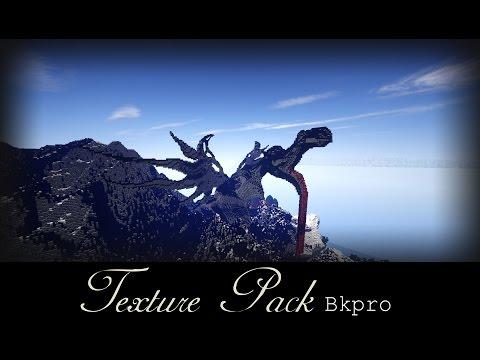 Minecraft Avancement Texture Pack BKPRO 1.8.3