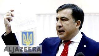 🇺🇦 Saakashvili deported from Ukraine after