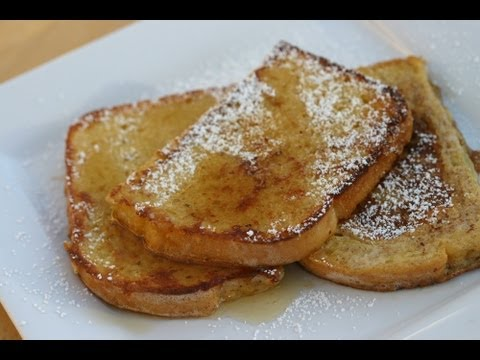 How To Make French Toast - Best Bread To Use | Rockin Robin Cooks