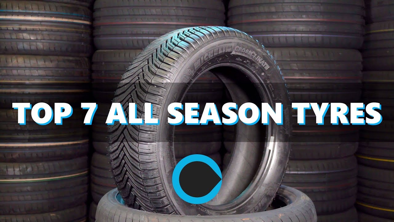 7 of the best all season tyres