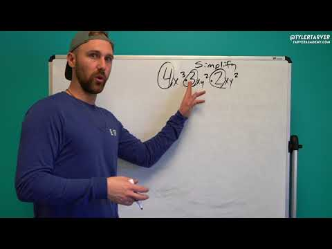 Simplifying Polynomials | Problem of the Day #85