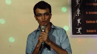 Funny Shayari on Freshmen Orientation - 2016-17,IIT-BHU