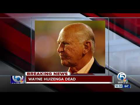 Former Dolphins, Panthers Marlins owner H. Wayne Huizenga dead at 80