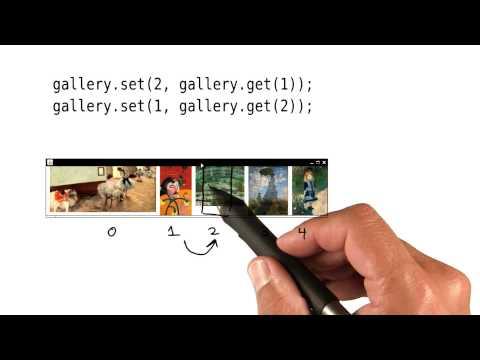 Modifying an ArrayList - Intro to Java Programming