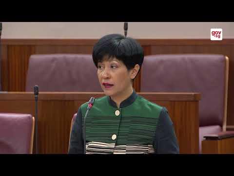 Min Indranee Rajah on the Singapore Identity