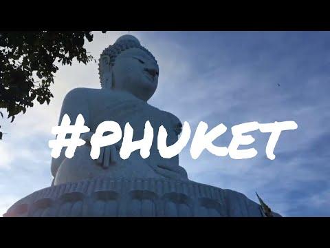 BEST VIEW OF PHUKET - BIG BUDDHA - Thailand Travel Vlog