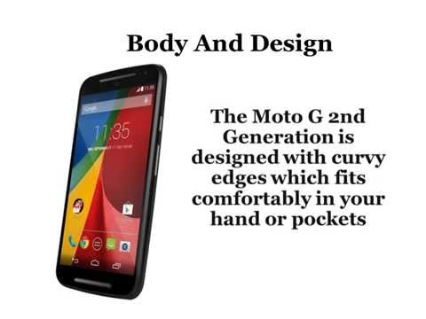 Moto G 2nd Gen Review -Specification Price in india