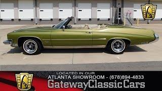 1984 Buick RIviera - Gateway Classic Cars #1605 Chicago