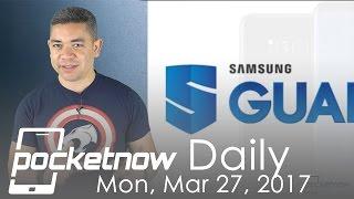 Samsung Galaxy S8 Guard program, Andy Rubin teaser & more - Pocketnow Daily