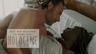Rick and Michonne - Holocene