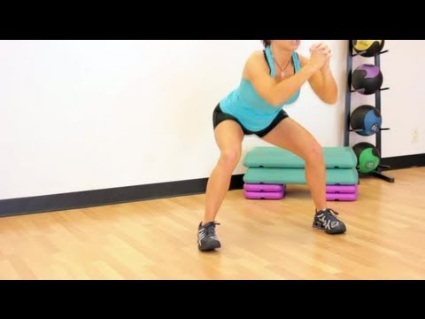 Leg & Stomach Exercises for Quick Results : Workout Without Weights
