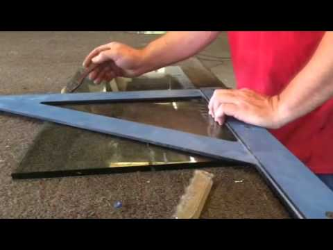 Cutting thick glass (1/2