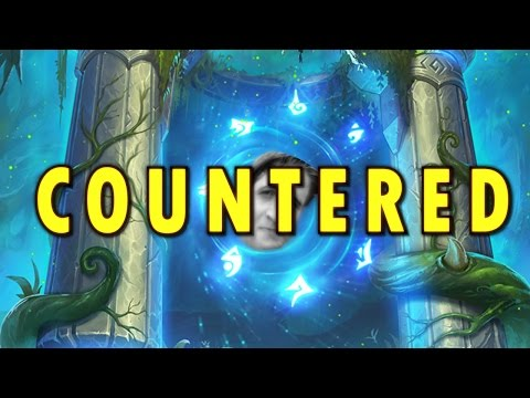 Hearthstone - How to Counter Time Warp/Quest Mage