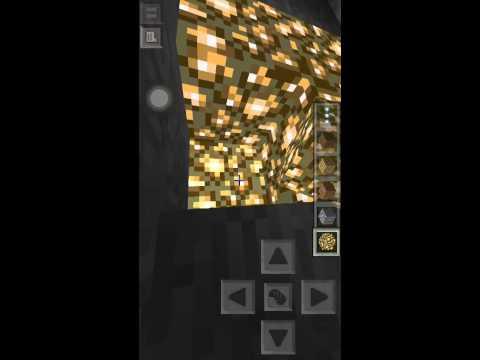 Minecraft pe 0.9.5 Diamond seed